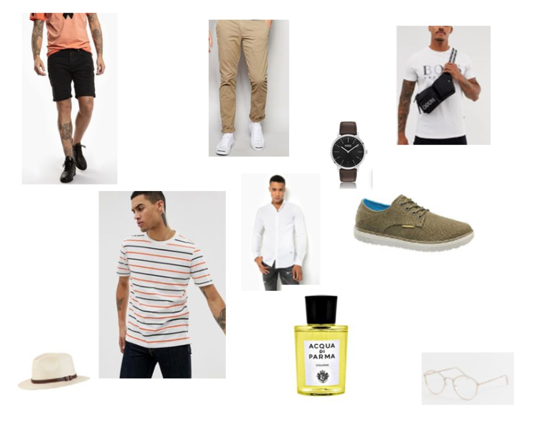 Outfits für Männer