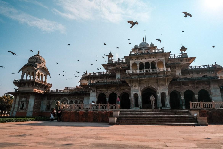Jaipur Sehenswürdigkeiten