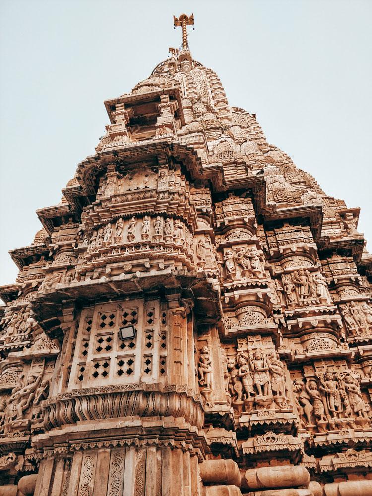 Udaipur Pagoda