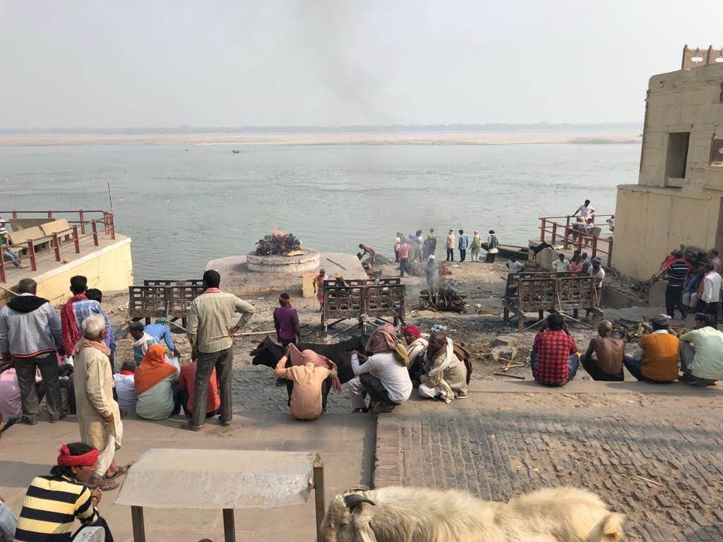 Die morbidesten Orte: Varanasi