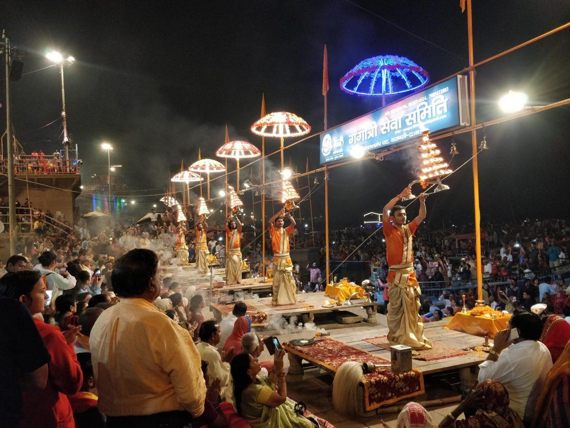 Rajasthan Rundreise: Varanasi als Extra-Stopp