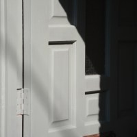 Front Door Saved by Farrow and Ball