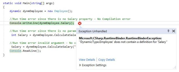 dynamic Type Out Put 1.1