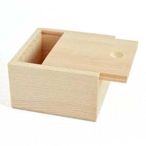 3″ Wooden Box