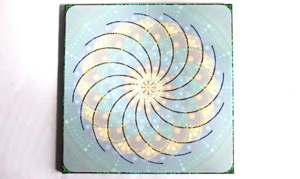 Torus Mandala Stencil