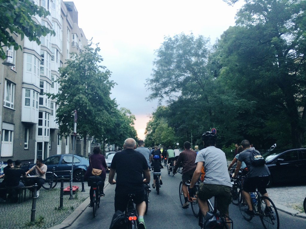 Critical Mass Berlin