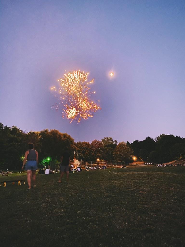toronto canada day fireworks