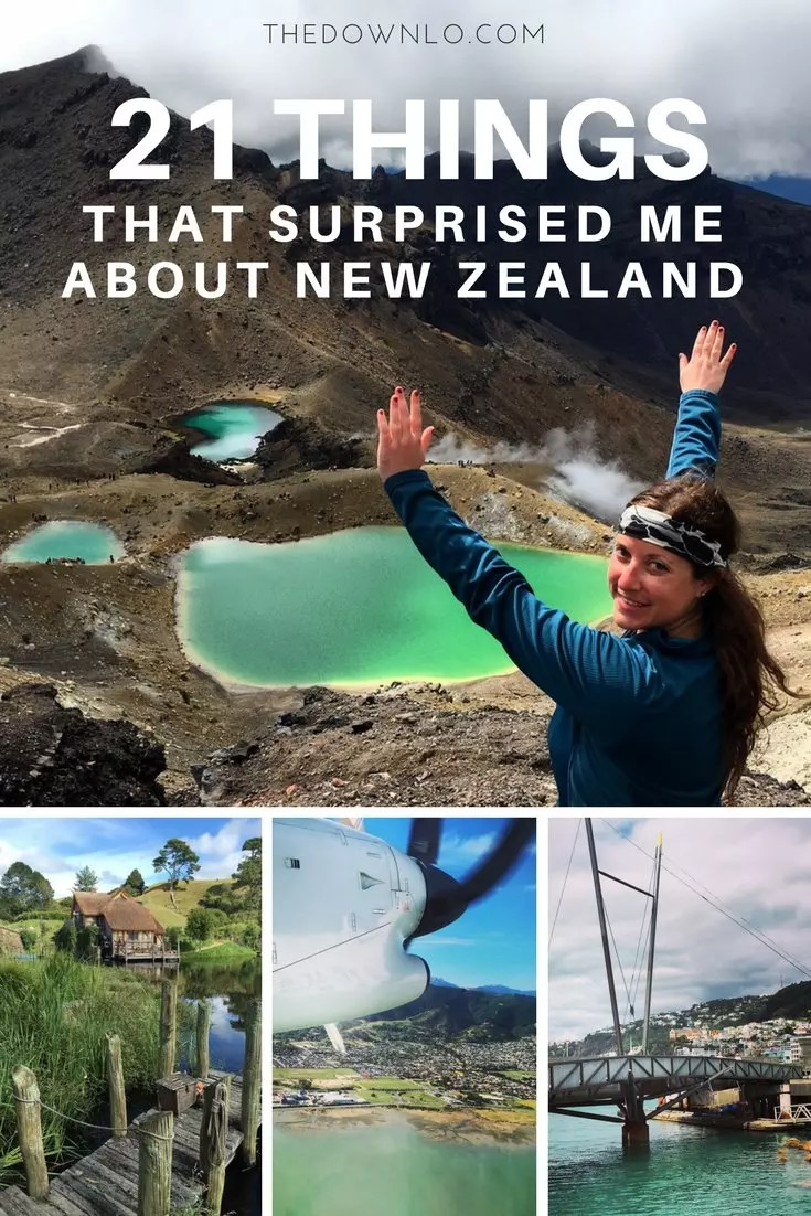 Unique and bizarre things about New Zealand. Weird and surprising things to do in New Zealand, north and south island.