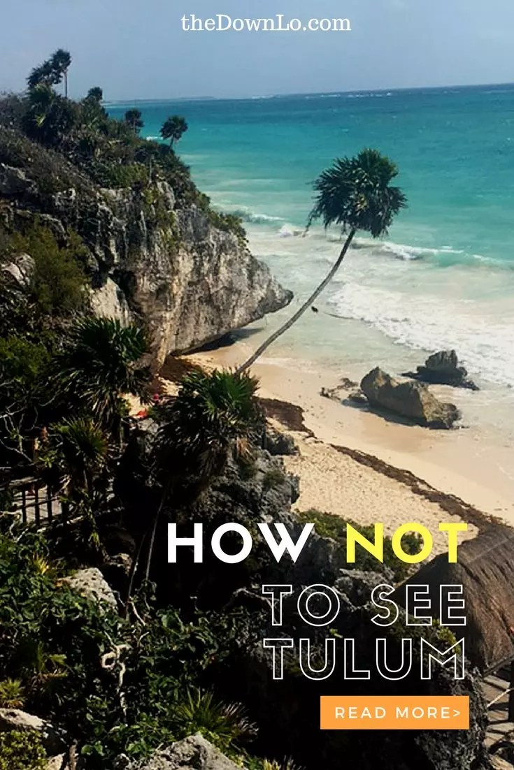 What to do in Tulum, what to see in Tulum, Mexico. The best things to do and attractions in Tulum National Park.