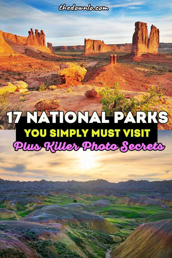 national park bucket list