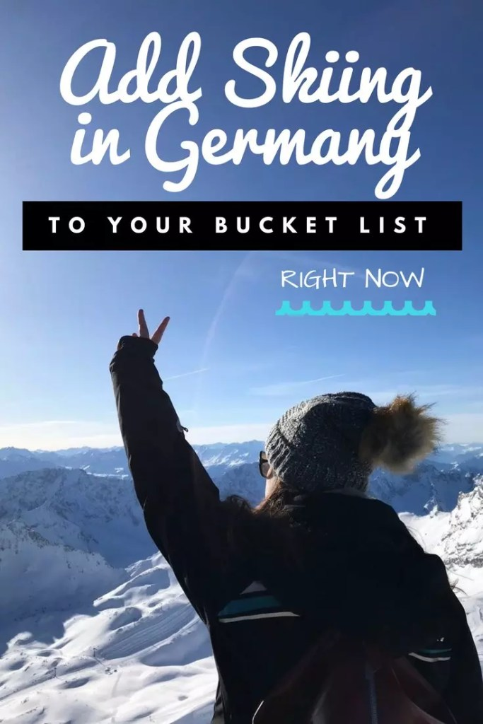 Zugspitze Germany mountain guide: skiing in the German alps. A winter ski photography guide to Garmisch region, attractions, things to do and what to do as a day trip from Munich beyond just skiing. Photos and panorama of the beautiful part of Europe. Add it to your bucket list!