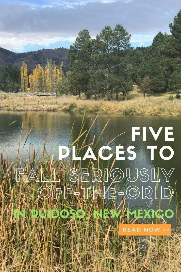 The best outdoor adventures in Ruidoso, New Mexico. Beautiful landscapes and nature spots in Ruidoso, things to do in NM. #nm #newmexico #ruidoso