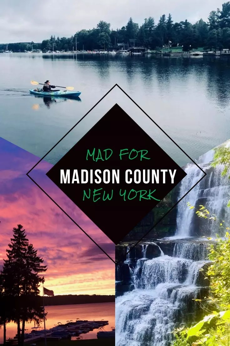 Everything to do in Madison County, New York. Upstate New York.