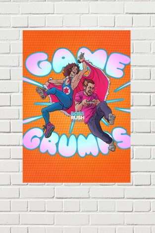 Game Grumps poster 1