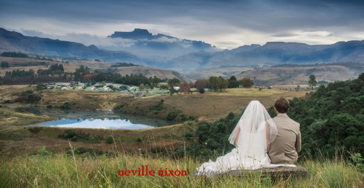 Drakensberg accommodation and experiences. Wits End a perfect wedding venue. (Source: Wits End)
