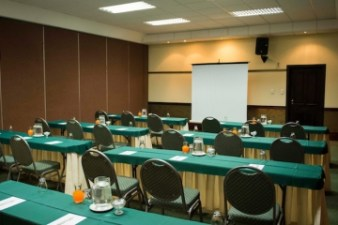 One of Cathedral Peak Hotel's Conference Venues (Source Cathedral Peak Hotel)