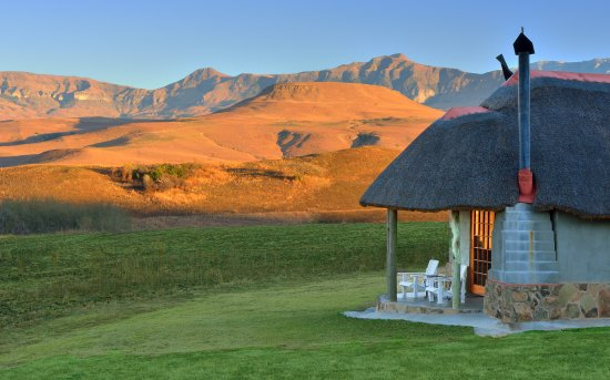 Berghouse and Cottages: Drakensberg Bed & Breakfast