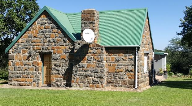 Spion Kop Lodge Aloe Cottage