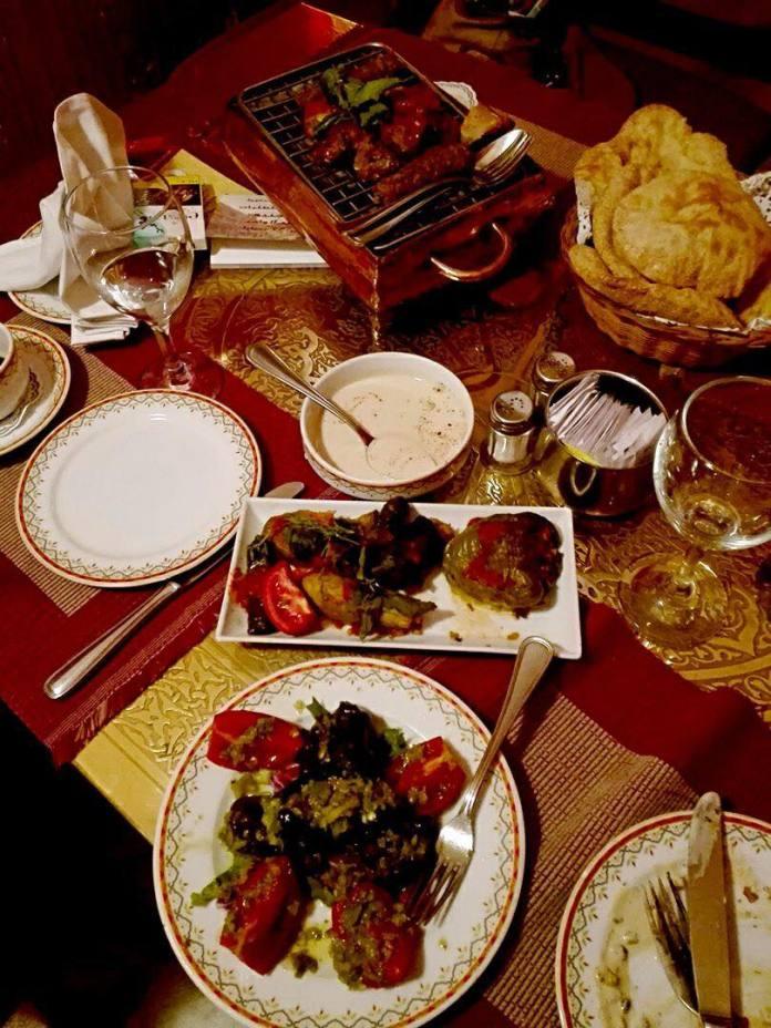Naguib Mahfouz Cafe