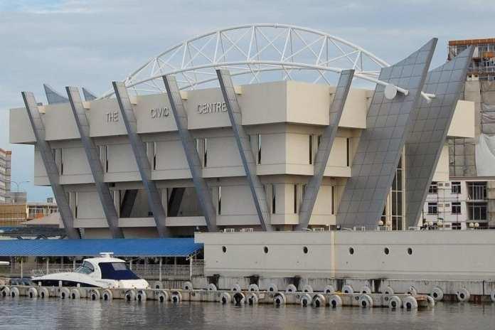 The Civic Centre, Lagos