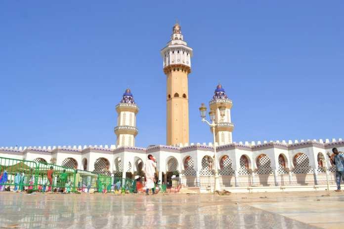 Great Mosque of Touba Senegal