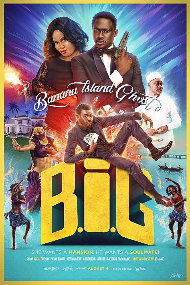 Banana Island Ghost best nollywood movies