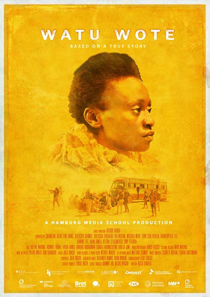 Best Kenyan Movies of 2017 Watu Wote (All of us)