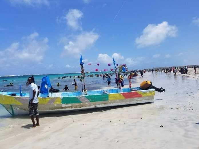 Top Things to Do in Mogadishu: Lido Beach