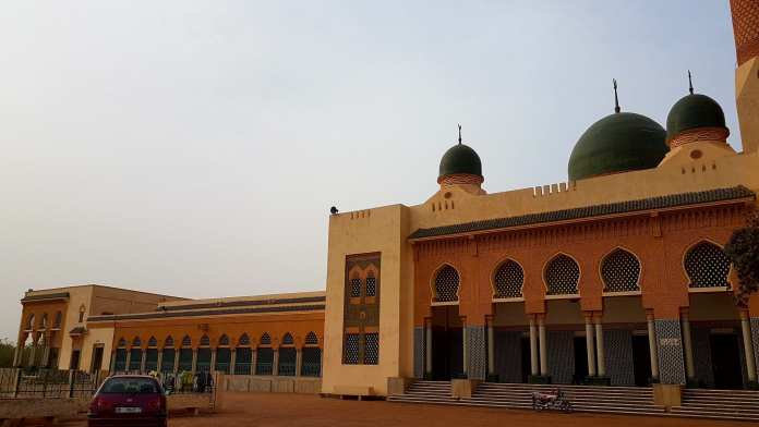 Must Visit Attractions in Niamey: Grand Mosque of Niamey