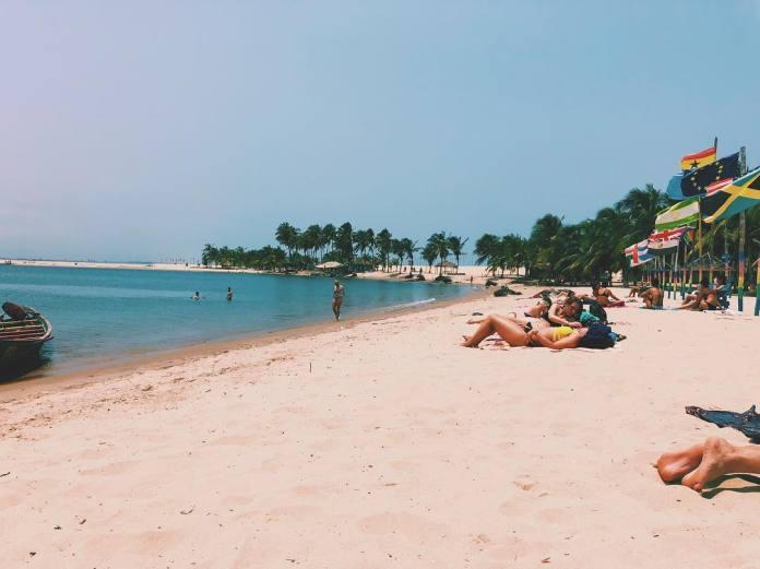 Ada foah best and most beautiful beaches in Ghana