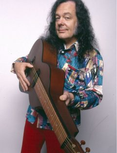David Lindley - The Dream Cafe