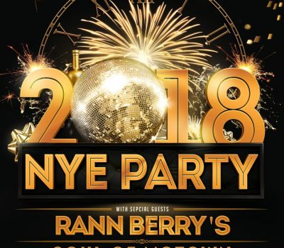New Years Eve - Rann Berry - The Dream Cafe