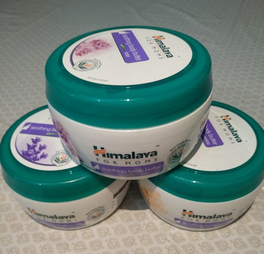Himalaya For Moms – Soothing Body Butter Review