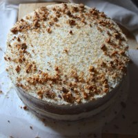 Southern Hummingbird Cake with Cream Cheese Frosting