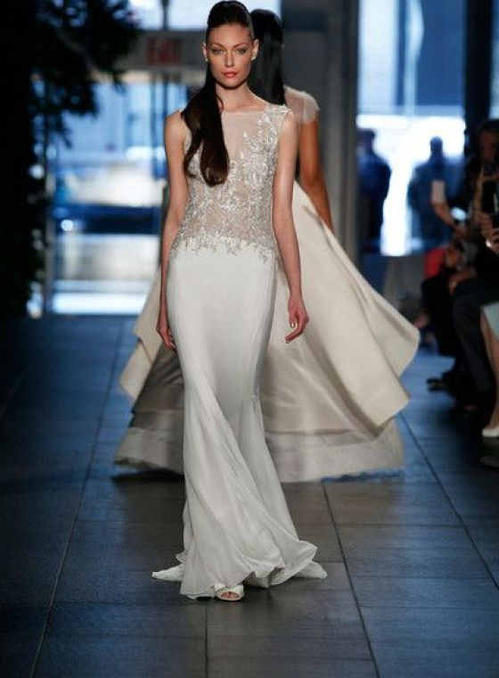 BRIDAL FASHION WEEK SPRING 2014
