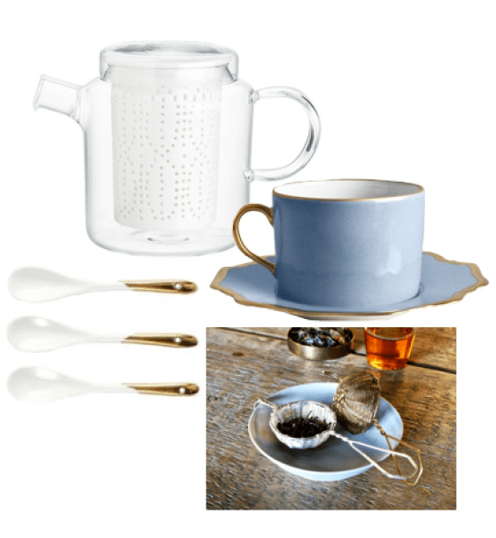 tea time products