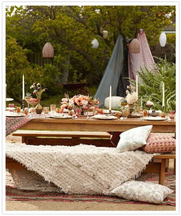 Spring Entertaining