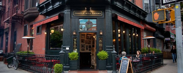 NYC Dining {Thistle Hill Tavern}