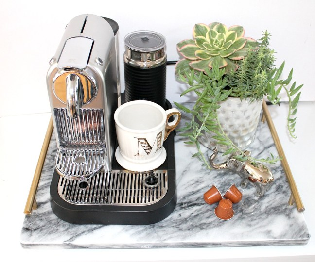 At-Home Coffee Bar
