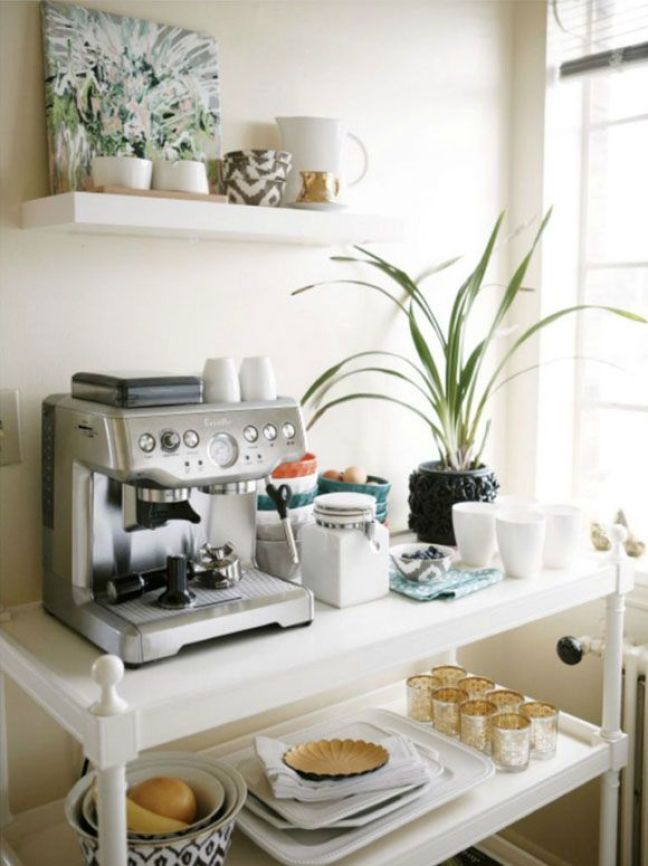 Creating a Home Coffee Bar
