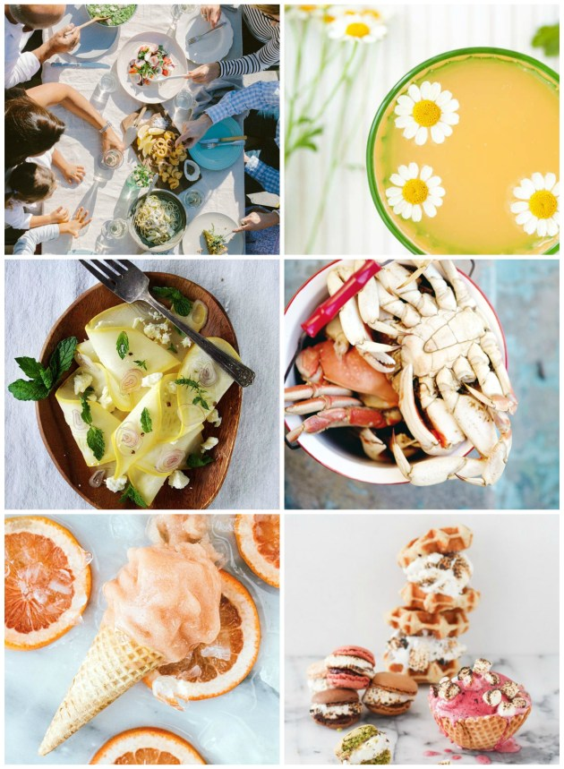 SummerFoodCollage
