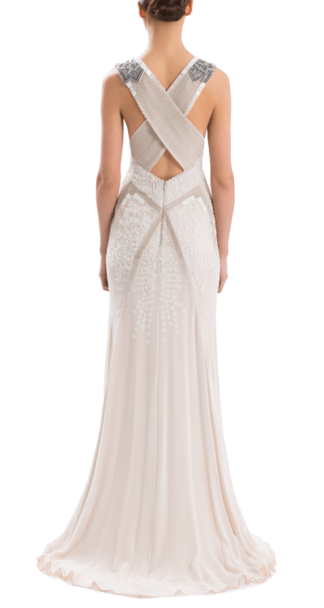Wedding Trend: Statement Backs