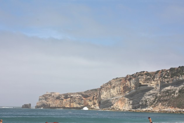 Traveling to...Nazaré