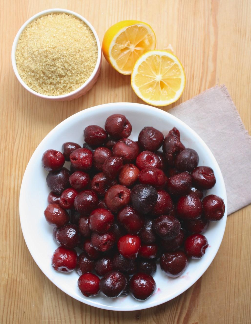 Quick Cherry Jam