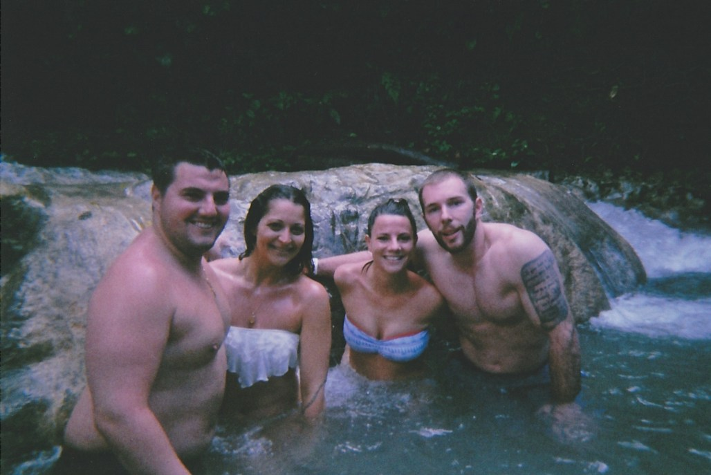 Traveling to...Dunn's River Falls