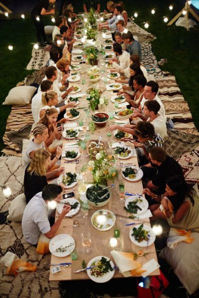 Picnic Inspired Weddings