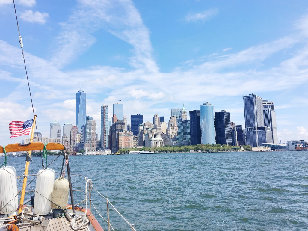 New York City Sailing