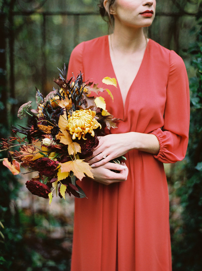 Pantone 2016 Fall Colors for Weddings