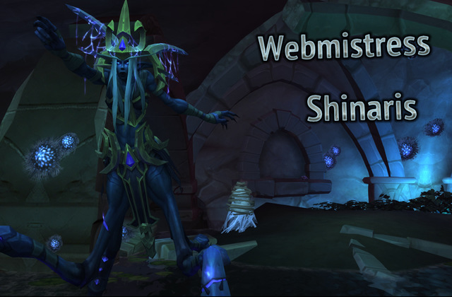 Webmistress Shinaris