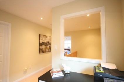 Photo: Second floor hallway